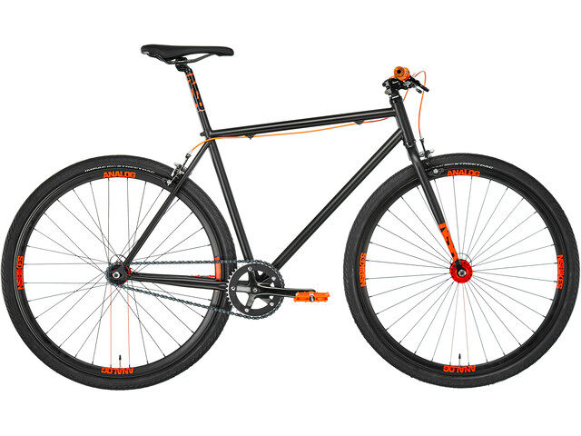 "NS Bikes Analog Citybike 28"" sort"